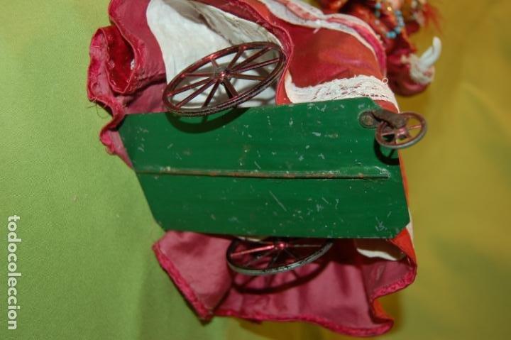Muñecas Porcelana: autómata gaulthier de 1860 - Foto 8 - 208213103