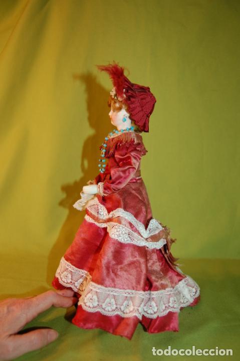 Muñecas Porcelana: autómata gaulthier de 1860 - Foto 10 - 208213103