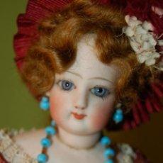 Muñecas Porcelana: AUTÓMATA GAULTHIER DE 1860. Lote 208213103