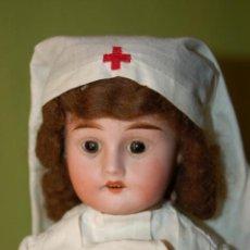 Muñecas Porcelana: ENFERMERA EDEN BEBE. Lote 208220246
