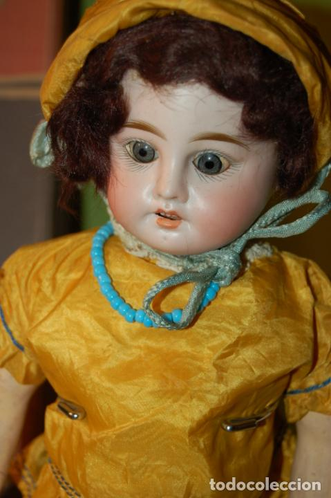 Muñecas Porcelana: muñeca francesa louvre - Foto 2 - 208286683