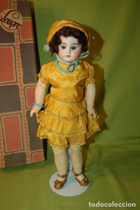 Muñecas Porcelana: muñeca francesa louvre - Foto 3 - 208286683