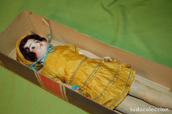 Muñecas Porcelana: muñeca francesa louvre - Foto 5 - 208286683