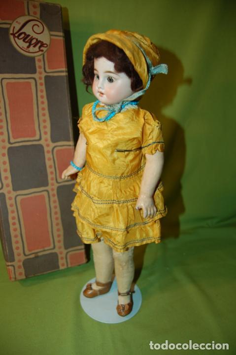 Muñecas Porcelana: muñeca francesa louvre - Foto 9 - 208286683