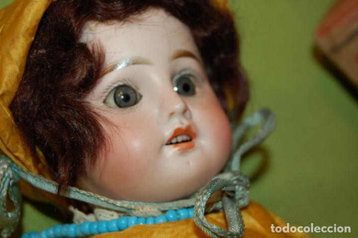 Muñecas Porcelana: muñeca francesa louvre - Foto 11 - 208286683