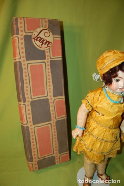 Muñecas Porcelana: muñeca francesa louvre - Foto 14 - 208286683
