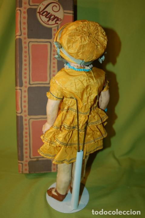Muñecas Porcelana: muñeca francesa louvre - Foto 15 - 208286683