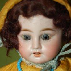 Muñecas Porcelana: MUÑECA FRANCESA LOUVRE. Lote 208286683