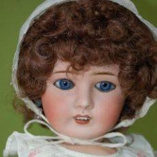 Muñecas Porcelana: MUÑECA FRANCESA LIMOGES. Lote 209935902