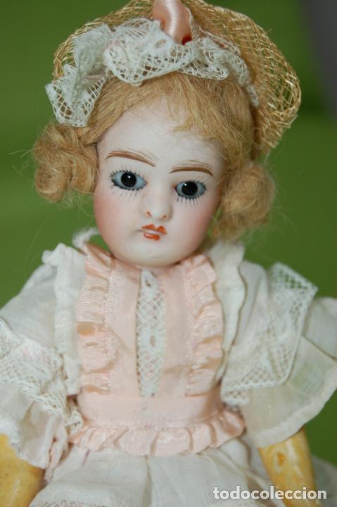 Muñecas Porcelana: mingnonnett limoges - Foto 2 - 209939265