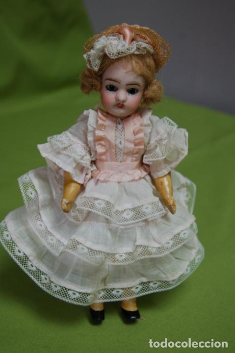 Muñecas Porcelana: mingnonnett limoges - Foto 3 - 209939265