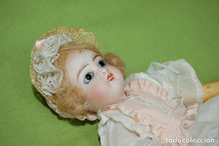 Muñecas Porcelana: mingnonnett limoges - Foto 4 - 209939265