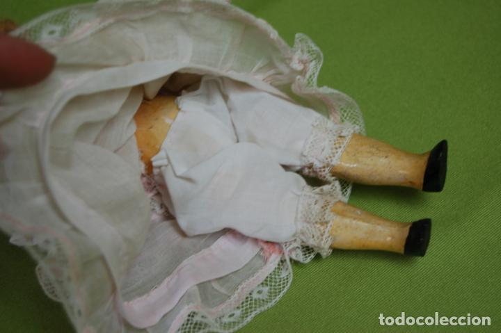 Muñecas Porcelana: mingnonnett limoges - Foto 5 - 209939265