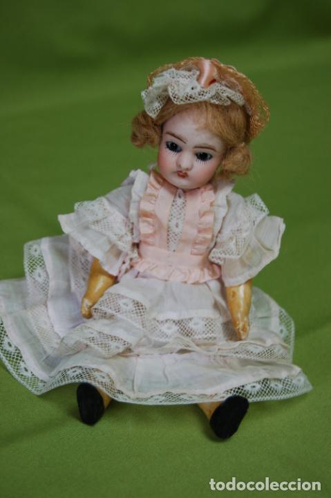 Muñecas Porcelana: mingnonnett limoges - Foto 6 - 209939265
