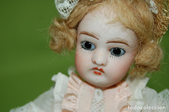 Muñecas Porcelana: mingnonnett limoges - Foto 7 - 209939265