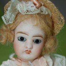 Muñecas Porcelana: MINGNONNETT LIMOGES. Lote 209939265