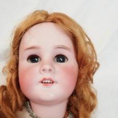 Muñecas Porcelana: MUÑECA DE PORCELANA ARTICULADA MUY BUEN ESTADO. Lote 211587756