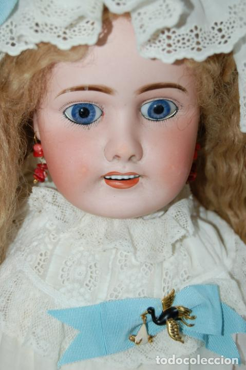 Muñecas Porcelana: muñeca limoges france - Foto 2 - 212379360
