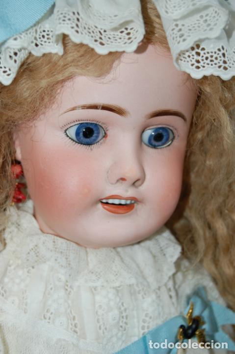 Muñecas Porcelana: muñeca limoges france - Foto 3 - 212379360