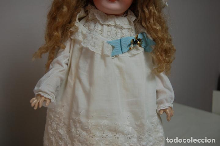 Muñecas Porcelana: muñeca limoges france - Foto 4 - 212379360