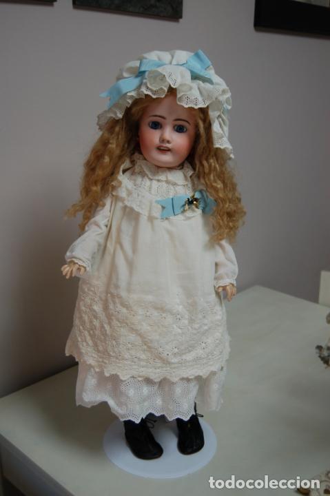 Muñecas Porcelana: muñeca limoges france - Foto 5 - 212379360