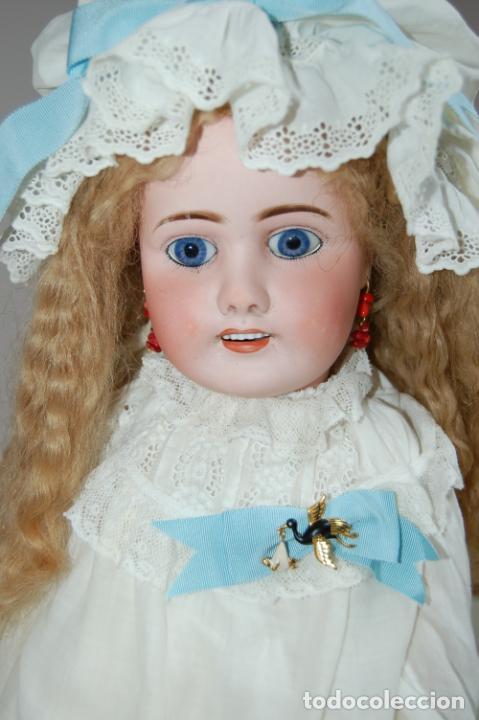 Muñecas Porcelana: muñeca limoges france - Foto 6 - 212379360