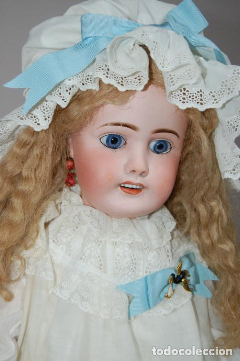 Muñecas Porcelana: muñeca limoges france - Foto 9 - 212379360