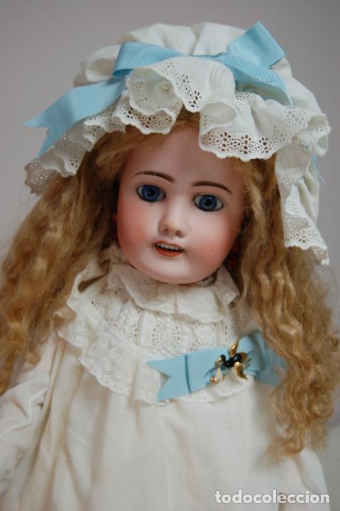Muñecas Porcelana: muñeca limoges france - Foto 11 - 212379360