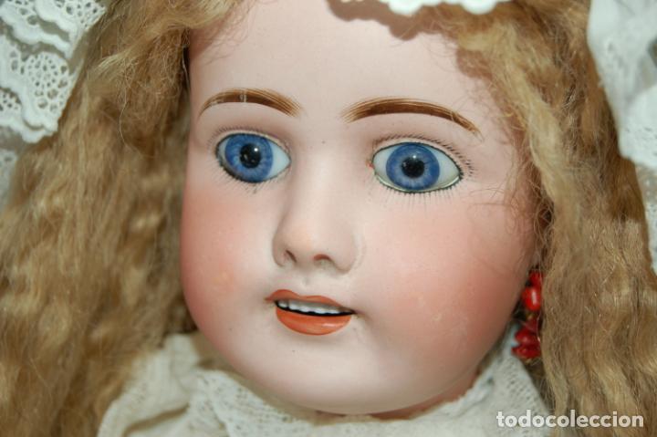 Muñecas Porcelana: muñeca limoges france - Foto 14 - 212379360