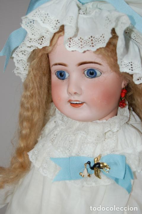 Muñecas Porcelana: muñeca limoges france - Foto 15 - 212379360