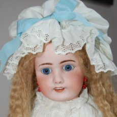 Muñecas Porcelana: MUÑECA LIMOGES FRANCE. Lote 212379360