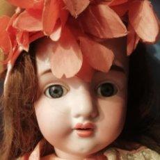 Muñecas Porcelana: MUÑECA DE PORCELANA FRANCESA. Lote 216965420