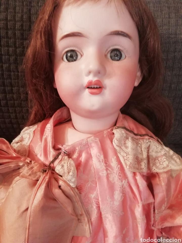 Muñecas Porcelana: Muñeca de porcelana francesa - Foto 3 - 216965420