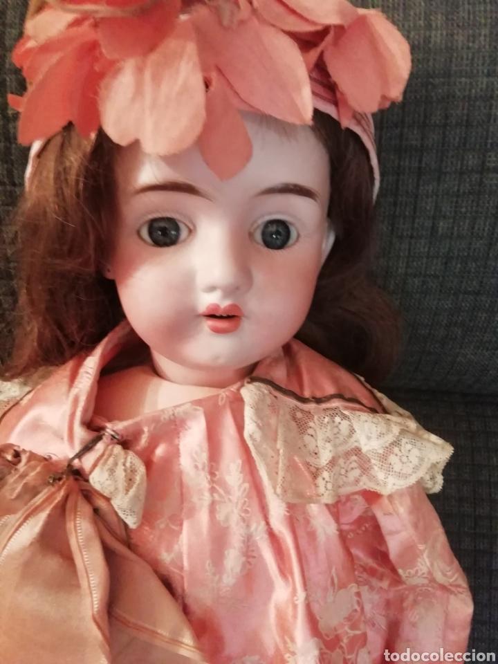 Muñecas Porcelana: Muñeca de porcelana francesa - Foto 6 - 216965420