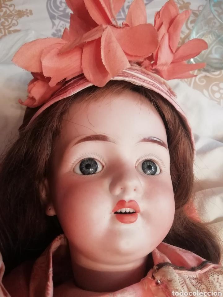 Muñecas Porcelana: Muñeca de porcelana francesa - Foto 9 - 216965420
