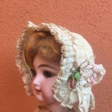Muñecas Porcelana: ANTIGUA MUÑECA.. Lote 219001903