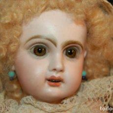 Bambole Porcellana: EDEN BÉBÉ EN CAJA DE 1900. Lote 220166071