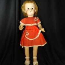 Muñecas Porcelana: MIDE 48 CMTS.MUÑECA CABEZA DE PORCELANA L.C ANCLA FRANCESA. PPIOS SIGLO XX. Lote 220508985