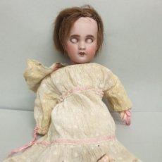 Muñecas Porcelana: MÚÑECA FRANCESA S.F.B.J PARÍS 3. Lote 221227177