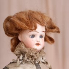Muñecas Porcelana: ANTIGUA MUÑECA, MARIONETA DE PORCELANA, SIGLO XIX. Lote 221558927