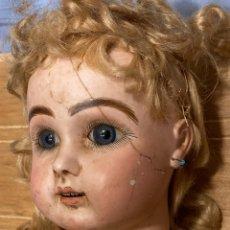 Muñecas Porcelana: LE PARISIEN!! MUÑECA ANTIGUA FRANCESA ARTICULADA AUTOMATA. Lote 221789220