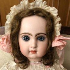 Muñecas Porcelana: BEBE DEPOSE JUMEAU, 55 CMS. TODO ORIGINAL. PAGO APLAZADO.. Lote 222393036