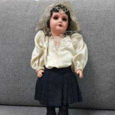 Muñecas Porcelana: SFBJ PARIS 3 MUÑECA ANTIGUA. Lote 223376705