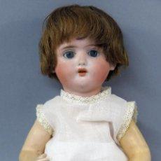 Bonecas Porcelana: MUÑECA ANCORA LC ANCLA MARCA NUCA 1 CABEZA PORCELANA CUERPO COMPOSICIÓN OJOS FIJOS 32 CM ALTO. Lote 223488578