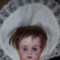 Bambole Porcellana: MUÑECA ANTIGUA DE PORCELANA. Lote 224372025