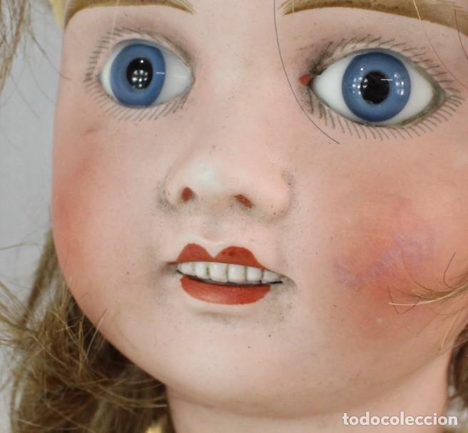 Muñecas Porcelana: Ref T8 - Muñeca composición Petite Francaise Jules Verlingue - 65cm. Pps SXX - Foto 2 - 225162732