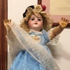 Muñecas Porcelana: MUÑECA MARCADA DEP. Lote 228922963