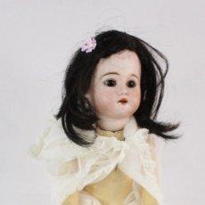 Bambole Porcellana: MUÑECA COMPOSICIÓN PORCELANA REF. EN CABEZA 210 38CM CA 1920. Lote 233123515