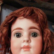 Muñecas Porcelana: MUÑECA DEP BOCA CERRADA 61 CMT. Lote 233550395