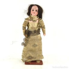 Muñecas Porcelana: MUÑECA DE PORCELANA DEP JUMEAU. 39 CM ALTURA. Lote 234481105
